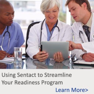 Sentact Regulatory Readiness