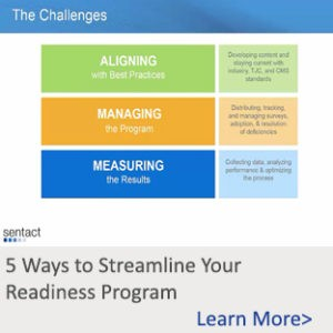 StreamlineReadiness