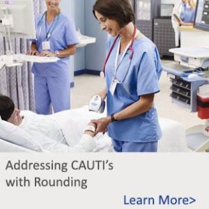 Roudning Minimizes CAUTI